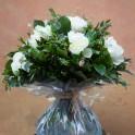 """Bolsas de agua ALFABIA """"Flores variadas tonos blancos"""""""